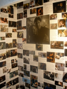Fangirl Favorites: The Truth is on The Wall