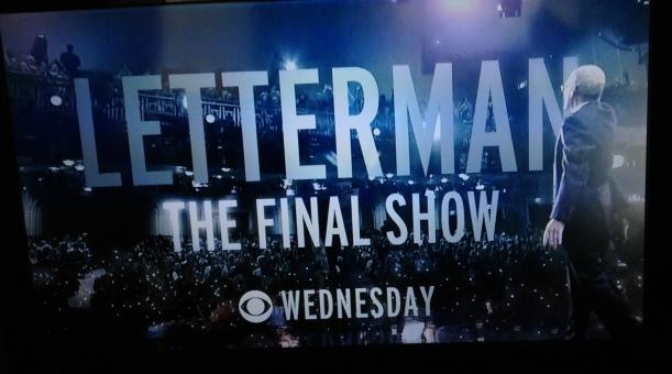 Letterman Final