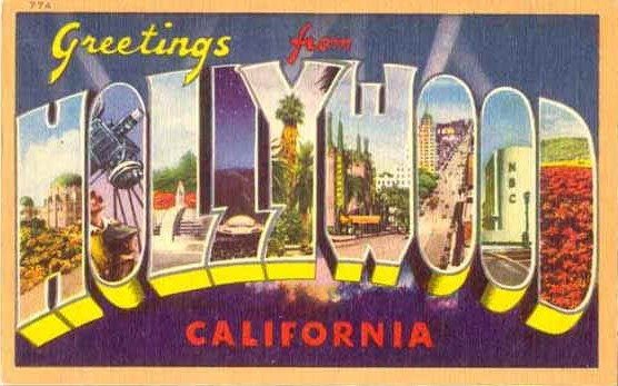 hollywood_vintage-postcard